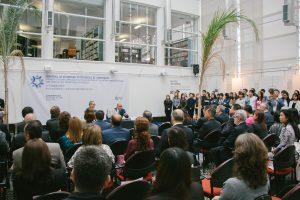Esta sessão contou com a presença de estudantes da RAEM a estudar no Politécnico de Leiria