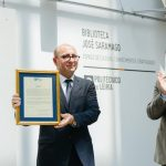 Prof. Nuno Mangas agraciado com um louvor